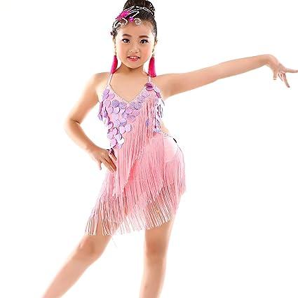 f73ad0e65 Magogo Vestidos de Baile Latino para niñas