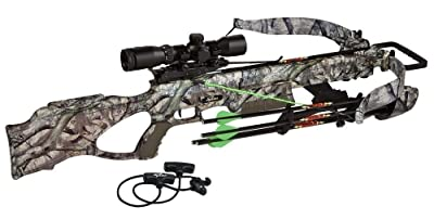 Excalibur Matrix 350SE Crossbow Dead-Zone Scope Package Mossy Oak Treestand Camo