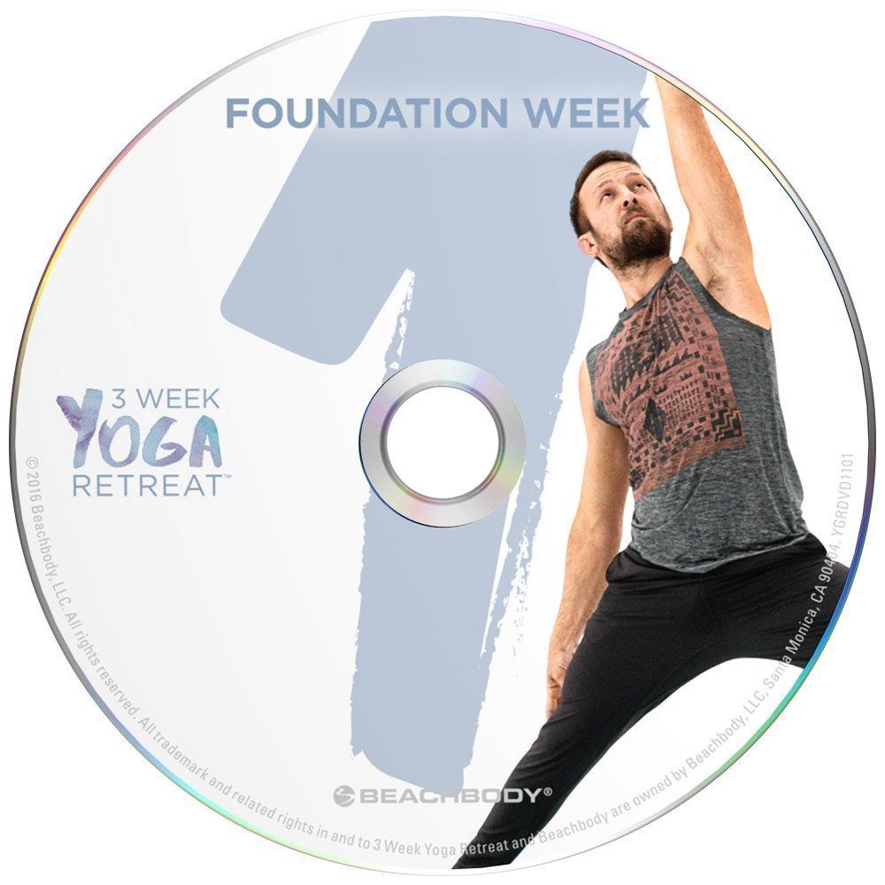 Beachbody 3 Semana Yoga Retreat Programa Incluye 21 Clases ...