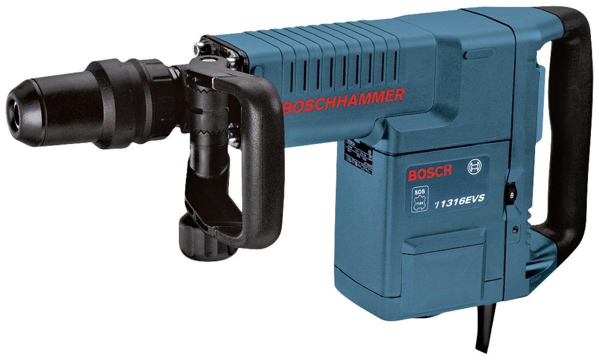 Bosch Professional GSH 11 E - Martillo de Percusión, Potencia de Impacto 16.8 J,