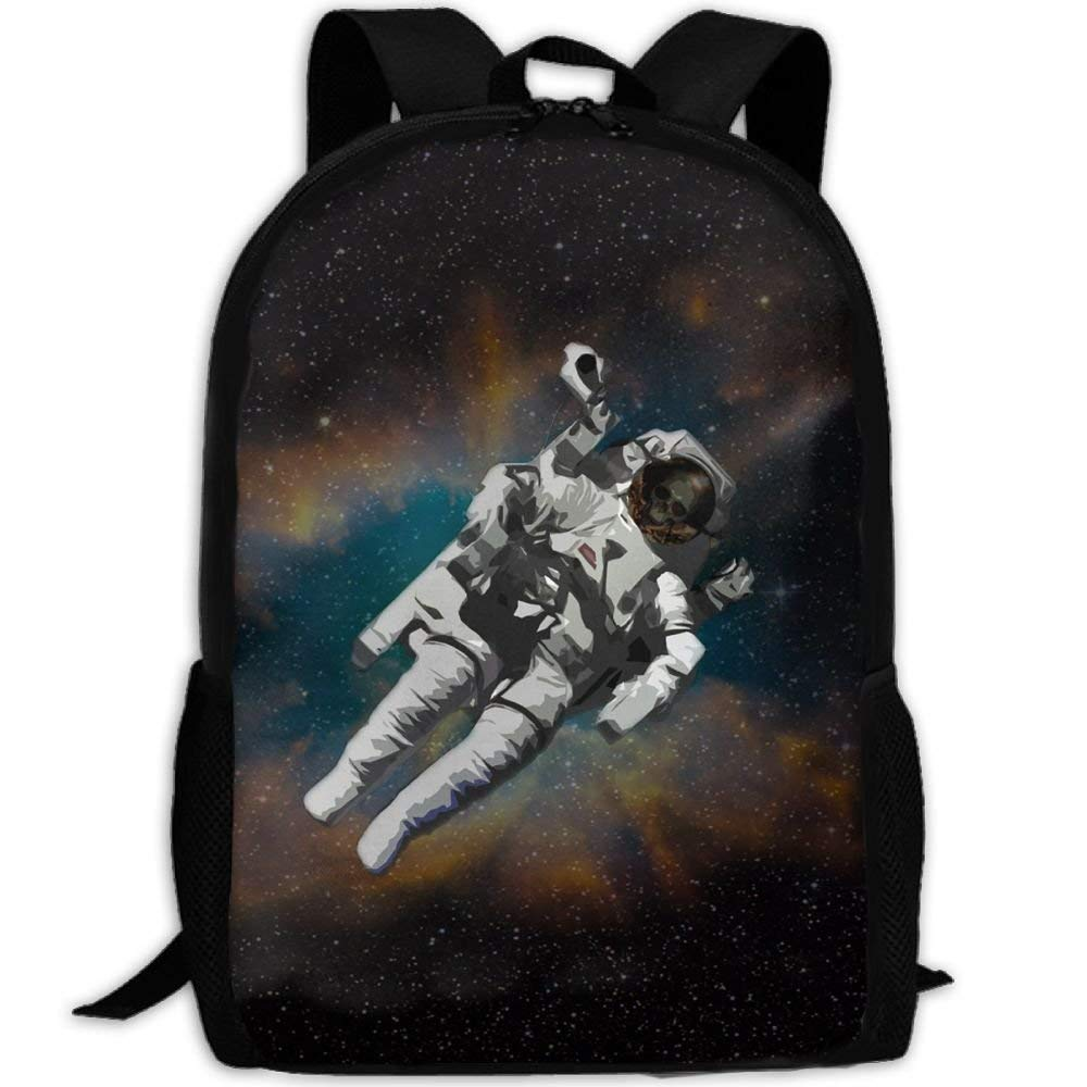 1e784412d561 Amazon.com : LoveBea Adult Travel Hiking Laptop Backpack Astronaut ...