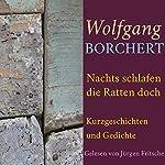 Nachts schlafen die Ratten doch: Kurzgeschichten und Gedichte   Wolfgang Borchert