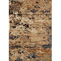 Loloi Rugs DREMDM-11EC001B30 Dreamscape Collection Contemporary Area Rug, 1-11 x 3, Eclipse
