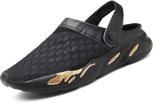 Men/'s Summer Shoes Sandals Breathable Beach Flip Flops Slippers Mesh Light Shoe