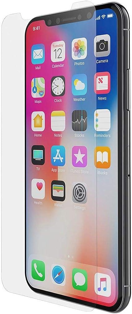 Belkin F8W859EC - Protector de Pantalla (Apple, Apple iPhone X, 1 ...