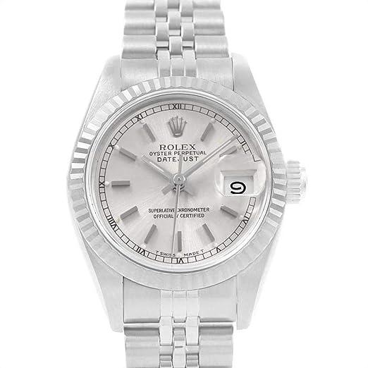 Rolex Datejust Automatic-Self-Wind 69174 - Reloj de Pulsera para Mujer: Rolex: Amazon.es: Relojes