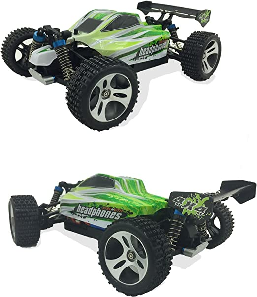 Amazon Com Trureey Rc Car High Speed 45mph 4x4 Racing Cars 1 18