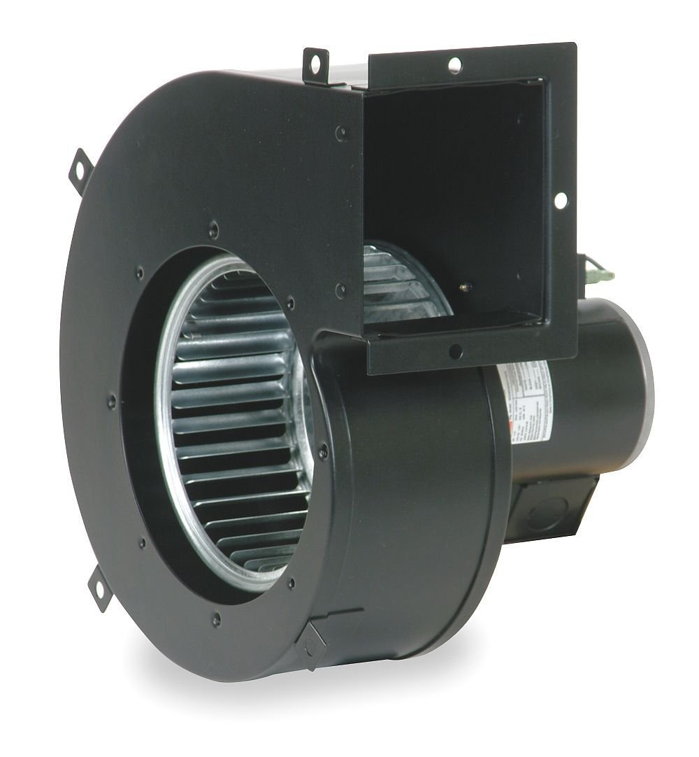 Dayton 1TDV4 High Temperature Blower: Hvac Controls: Amazon.com ...