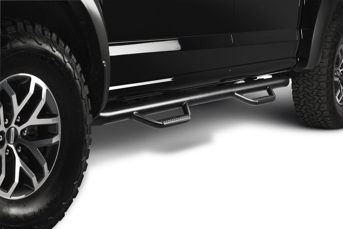 Full Length Black-T1064R n-FAB T1064R Textured Black Nerf Step 2 Pack