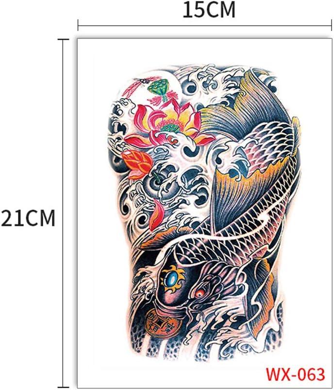 5 unids-Brazo mecánico Tatuaje Pegatina Flor Brazo de Encaje ...