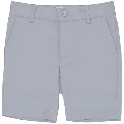 Mocha Noir Boys Cotton Shorts - SA8CP123S