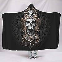 couverture tête de mort 17