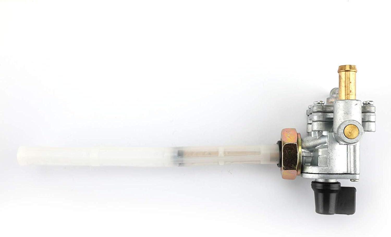 Nrpfell Benzinhahn Gas Tank Schalter F/ür Shadow Aero Spirit Vt750 C C2 Ca