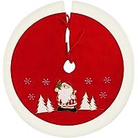 Agoer Árbol de Navidad subyacente Cubierta de árbol