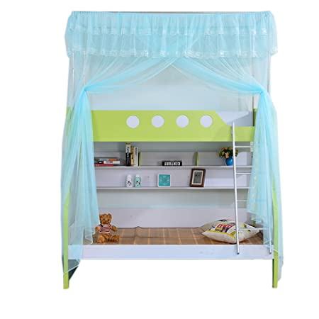 Cnfip Children Student Zimu Bed Bunk Bed Bunk Beds Push Pull Rod