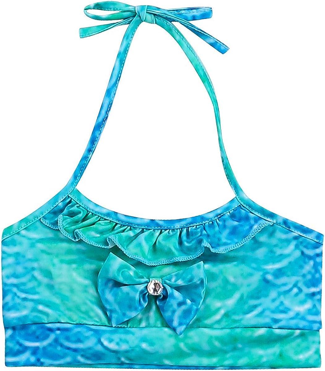 shepretty Meerjungfrauenschwanz zum Schwimmen f/ür M/ädchen