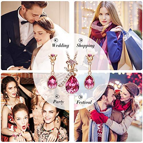 CDE Swarovski Earring Jewelry
