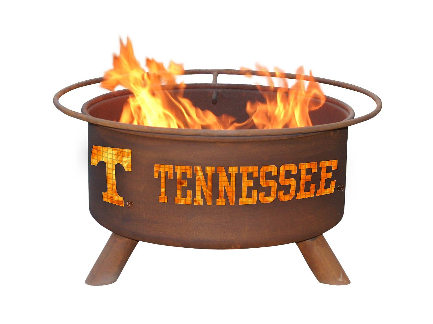 Patina Products F230, 30 Inch University Of Tennessee-Knoxville Fire Pit