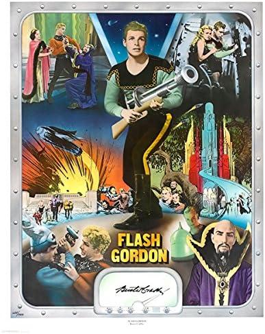 "Flash Gordon 1936 14 x 11/"" Photo Print"