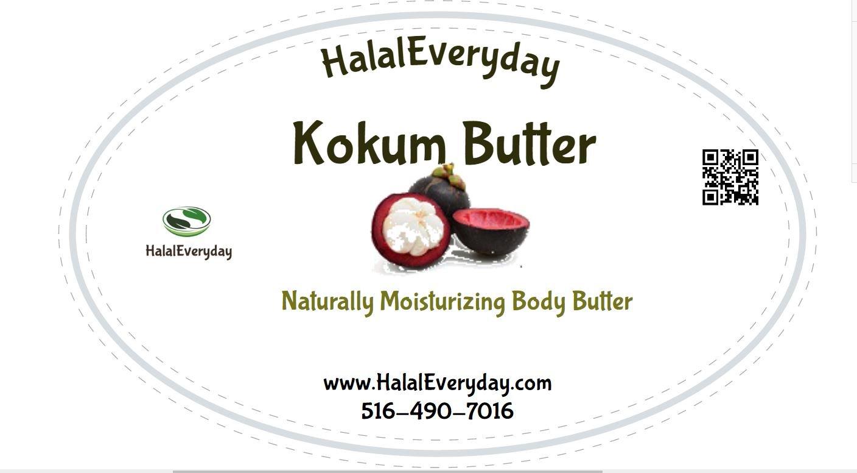 Kokum Butter Refined Raw 1 Lb (16 Oz)