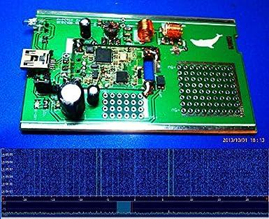 Westsell DIY Kits 100KHz-1 7GHz Full Band UV HF RTL SDR USB