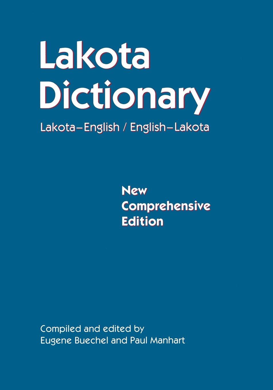 Lakota dictionary pronunciation