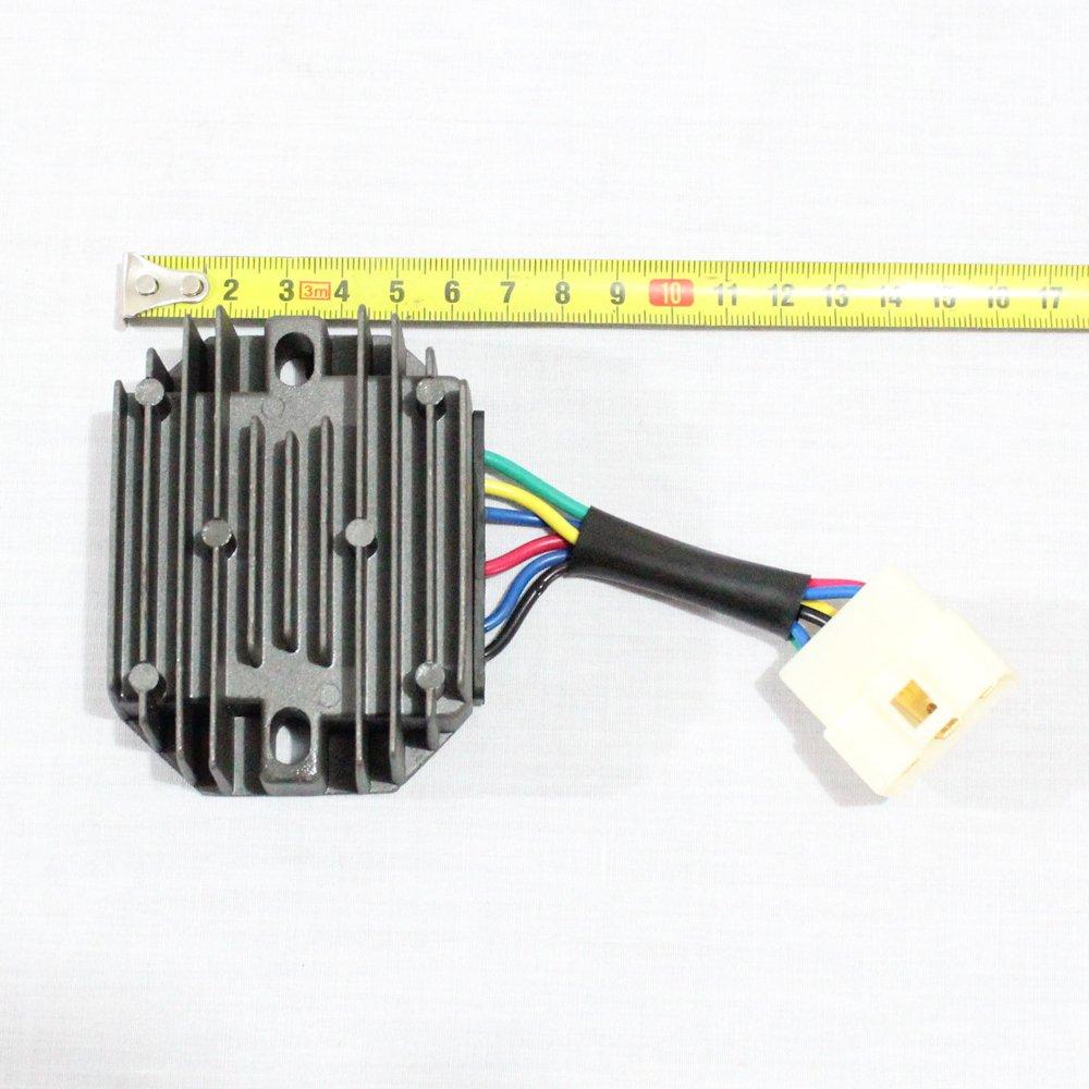 Holdwell Voltage Regulator Rectifier For Kubota 15531 Rtv 500 Wiring Schematic 64603 Rp201 53710 Utv Rtv500 Automotive