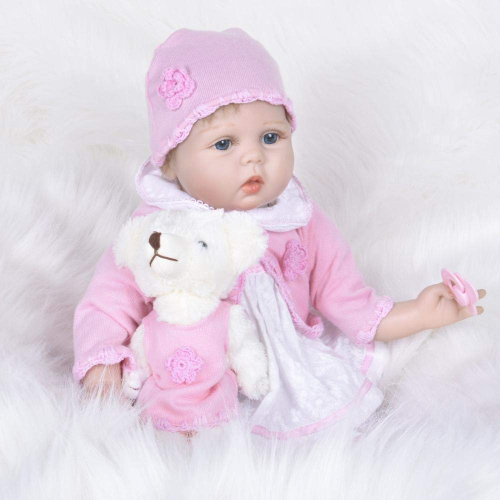 b01903cba7e43 Dolls & Accessories Hongge Reborn Baby Doll,Reborn Baby Doll ...