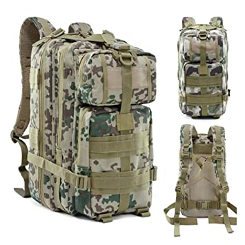 f2cc7429f328 AFFC Camouflage Bag - Sports Backpack - Outdoor Camouflage Backpack - 3p Tactical  Backpack - Tactical