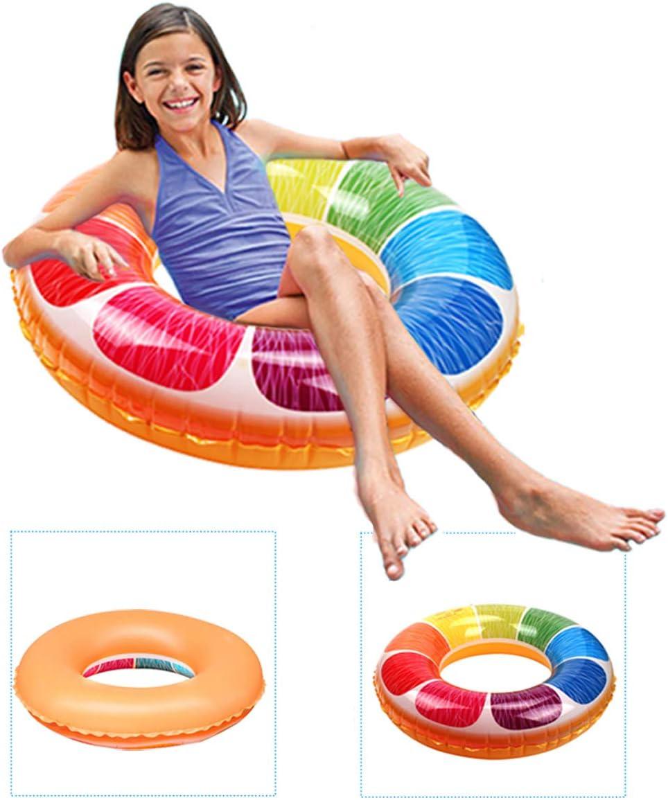 Amazon.com: Qun Feng, flotador de piscina, anillo de ...