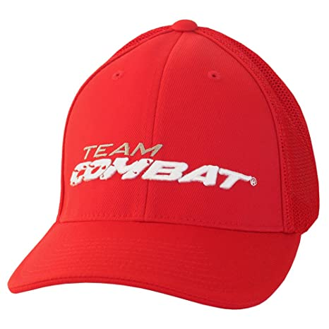 434dc120 Image Unavailable. Image not available for. Color: Combat Red Full Color  Trucker Hat Size Small/Medium Fits 6 7/8-