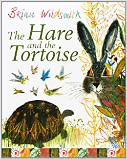 Image result for The Hare and the Tortoise by Brian Wildsmith