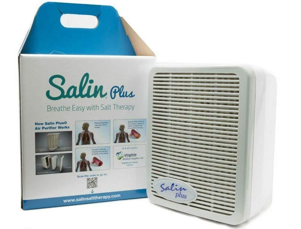 Salin Plus Salt Air Purifier for Home