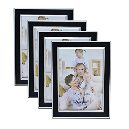 Amazon Giftgarden 5x7 Picture Frames Wall Set For 5 X 7 Photo