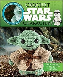 Crochet Star Wars Characters Crochet Kits Lucy Collin