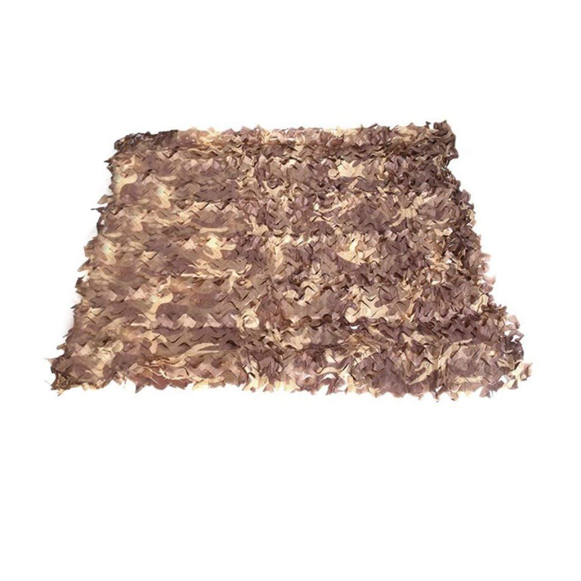 810m(26.232.8FT) CPSHWZW Filet de Camouflage pour Plantes de Jardin en Polyester Oxford Desert pour Camping, Camping, Chasse Militaire, Chasse, Store pour Regarder Les Stores, Polyester, 4  5M(13.1  16.4ft)