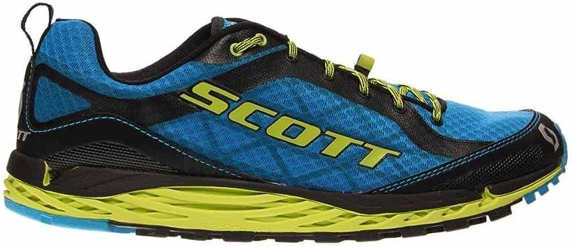 Scott Hombre T2 Kinabalu 3.0 Zapatillas de Running, Azul (Azul ...