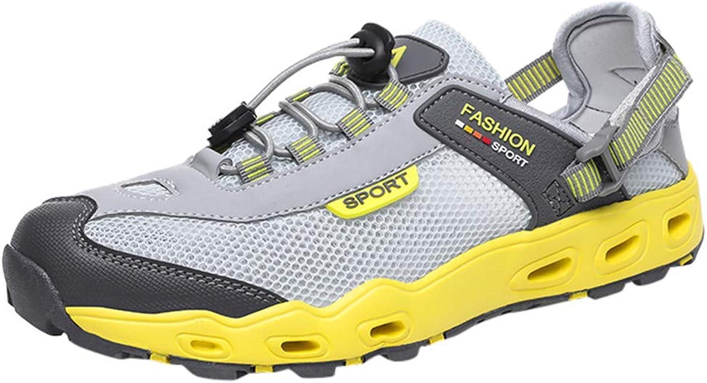 Goosun Zapatillas Deporte Hombre Zapatos para Correr Athletic Cordones Zapatillas de Deporte Respirable para Correr Deportes Zapatos Running Hombre: Amazon.es: Ropa y accesorios