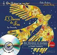L'oiseau de feu (Livre et CD) par Aurélia Fronty