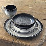 Denby Halo Wide Rimmed Tea Plate