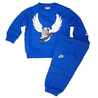 Nike Air Max Bad Airs - Chándal infantil (3 a 36 meses) Royal Blue ...