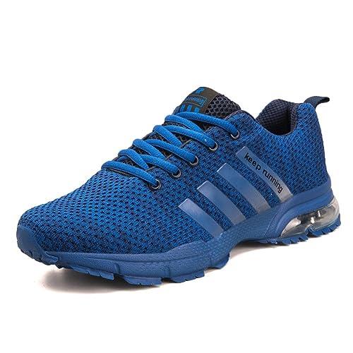 CLASSIC PINK Zapatillas Deporte Hombre Zapatos para Correr Aire Libre Running Sneakers: Amazon.es: Zapatos y complementos