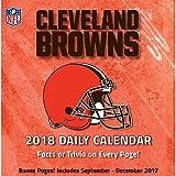NFL Cleveland Browns Desk Calendar