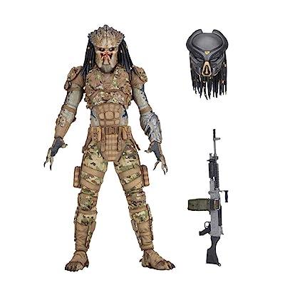 "NECA Predator 2020: Ultimate Emissary #2 7"" Scale Action Figure, Multicolor: Toys & Games"