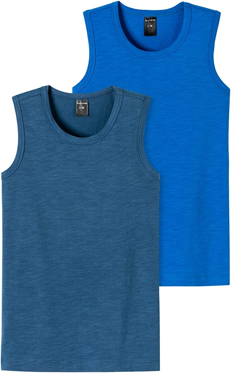 Schiesser Camiseta sin Mangas para Ni/ñas