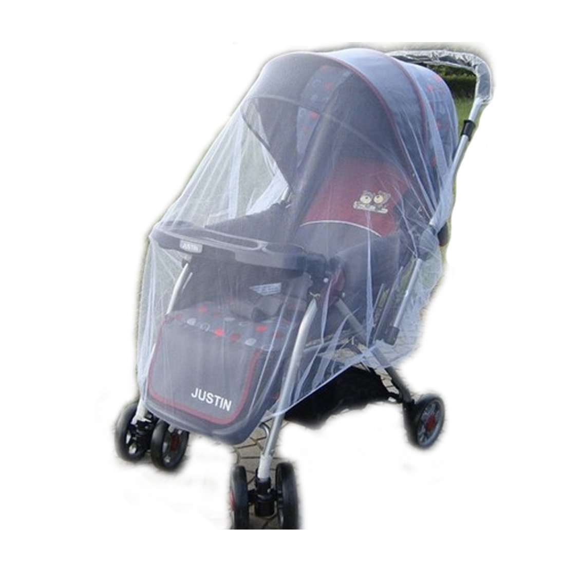 Baby Mosquito Net for Strollers Carriers Car Seats Cradles Cribs Bassinets Playpens Portable Durable Insect Netting Provides Protection Bed Carriage Insect Bee Bug Net Carrycots Pushchairs Prams Neal LINK 160314051