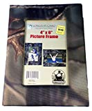 camouflage picture frame - 4 X 6 Camo Photo Frame Easel Backed Camo Picture Frame Great for deck or shelf