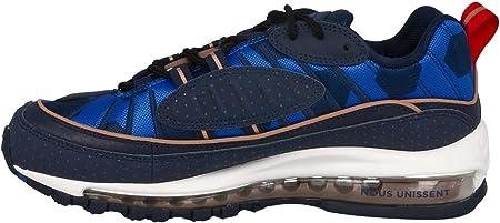 NIKE W Air MAX 98 PRM, Zapatillas de Atletismo para Mujer
