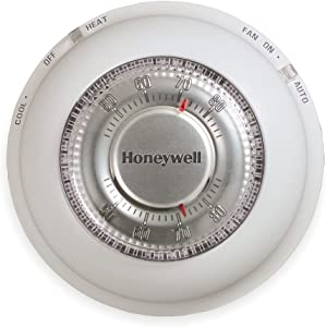 Honeywell The Round CT87 Series Manual Thermostats by Honeywell