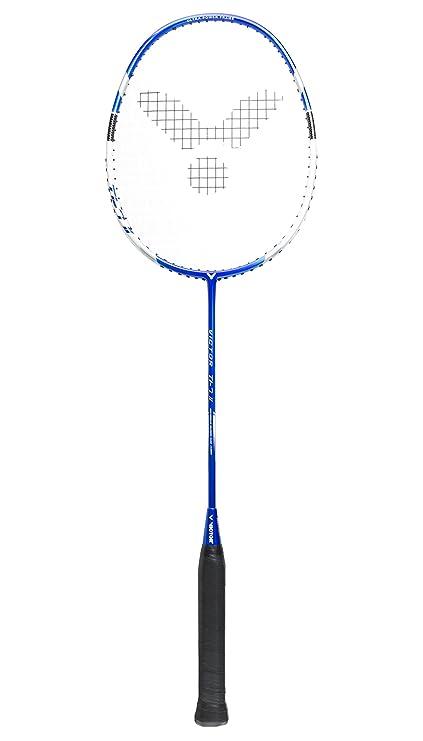 e1fa5b5bff5 Victor Ti 7 Graphite Badminton Racquet - Blue White - 88g  Amazon.co ...
